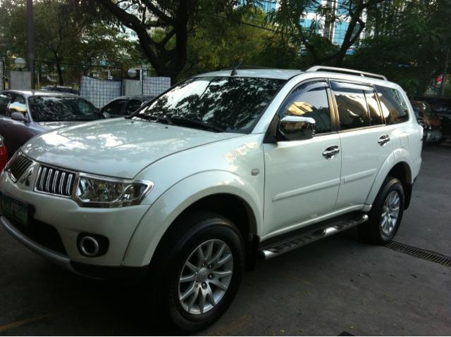 Cars For Sale in the Philippines: 2010 Mitsubishi Montero ...