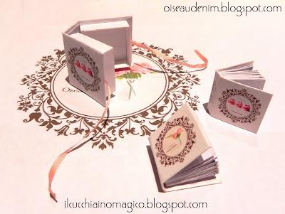 Special Books: I Portfolio per Oiseau de Nim