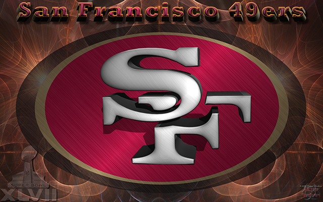 San Francisco 49ers Super Bowl Wallpaper
