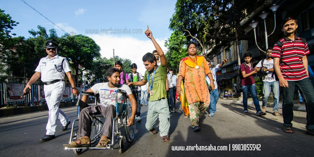 paralympic walk