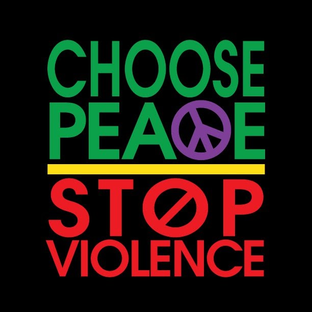 "peace vs violence War and peace sometimes violence is needed to bring peace"" do you agree with this."