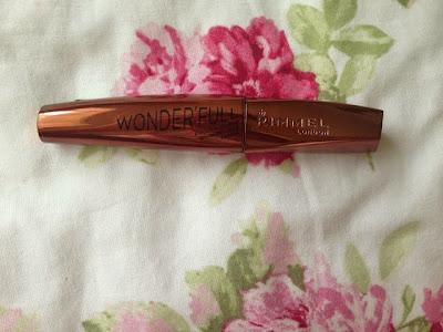 Wonderfull mascara by Rimmel