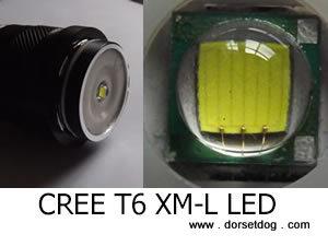 CREE T6 XM-L LED
