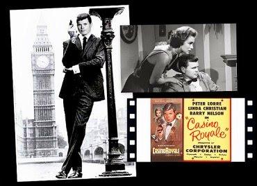 Climax! Casino Royale (1954) TV. VOSE - DESCARGA CINE CLASICO