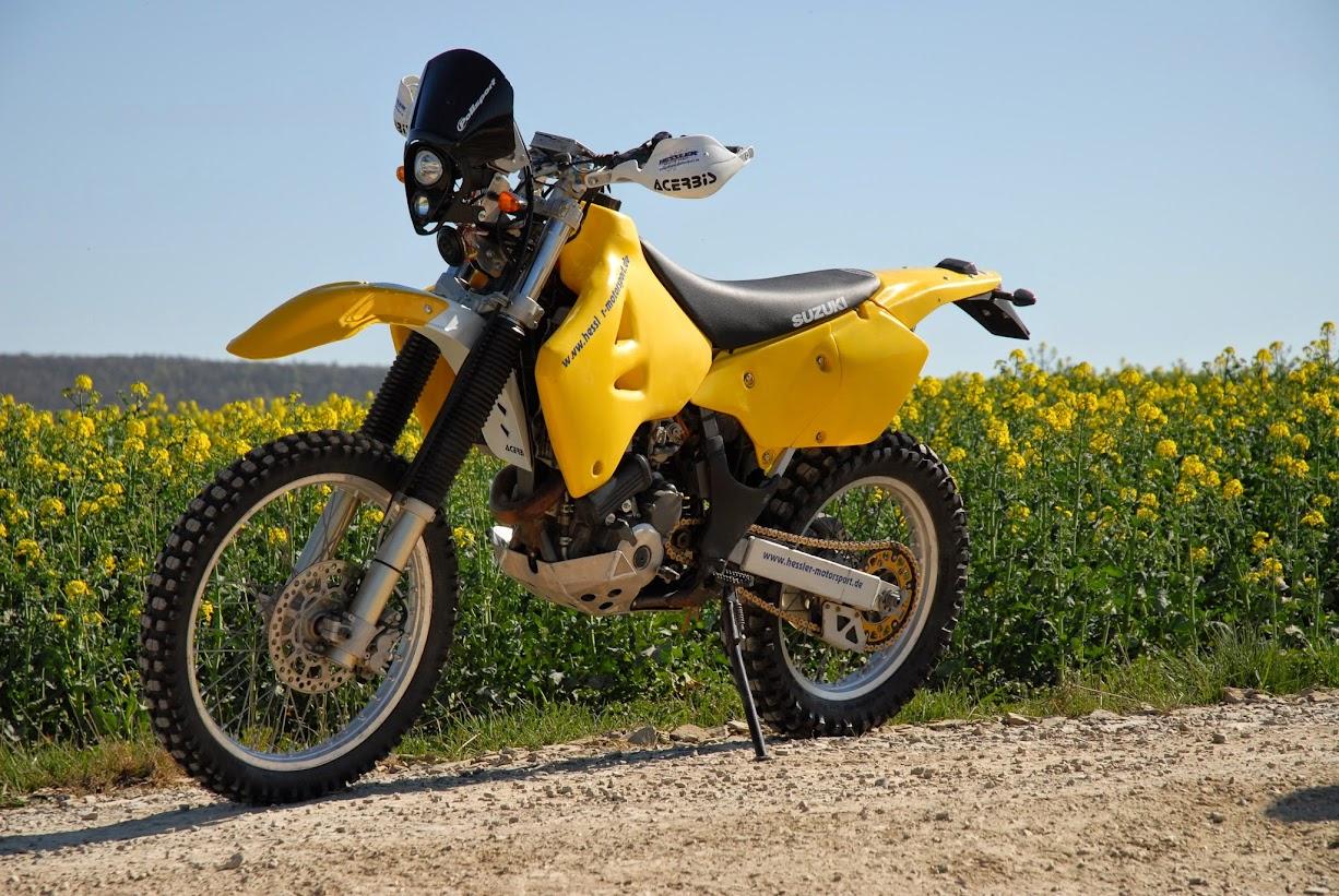 Rallye/ Komplettumbauten DRz 400
