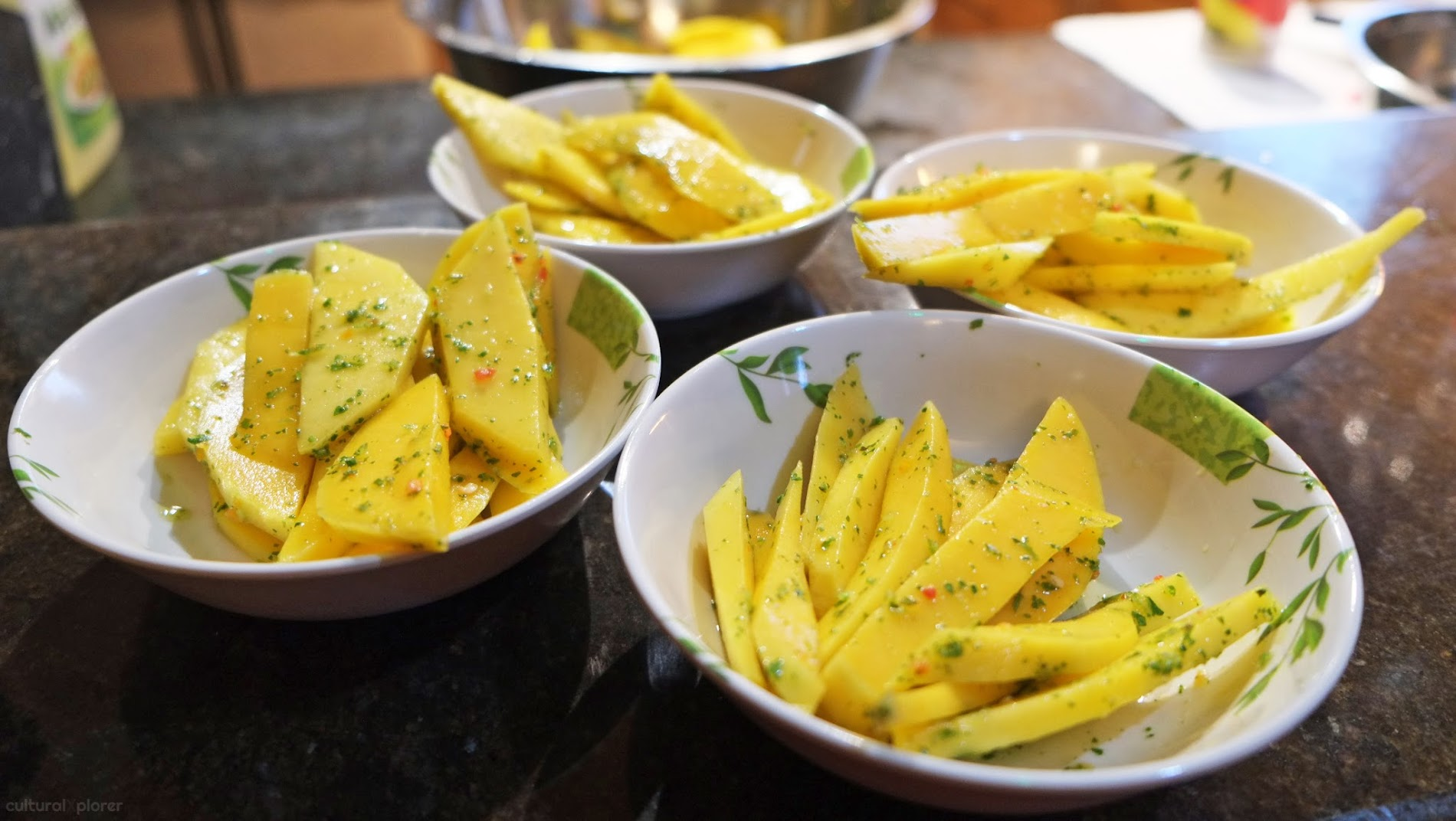 Trinidadian Mango Chow