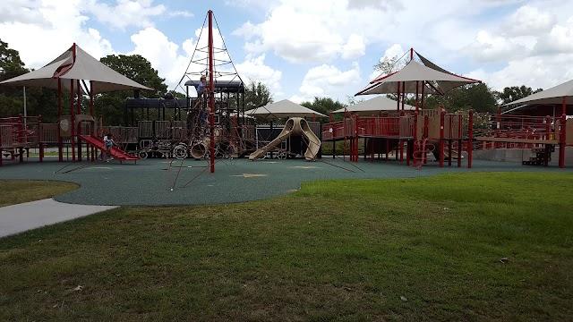 Mary jo Peckham Park,Houston Texas