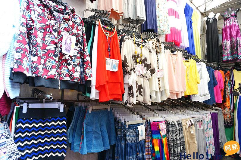 旺角景點,女人街.旺角女人街,香港女人街,香港女人街必買,香港-2