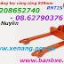 Xe nâng tay càng rộng 838mm, xe nâng tay siêu rộng giá siêu rẻ - www.xenang.pro.vn - 01208652740 Huyền