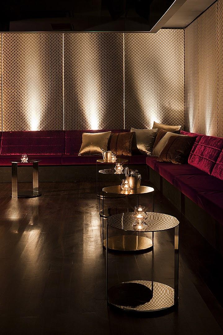 *Pretty Please Lounge:「奢華叢林」 4