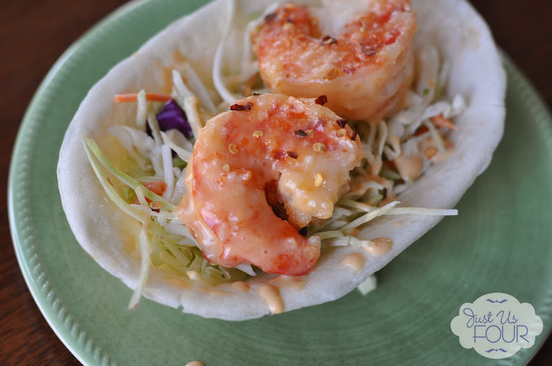 Bonefish Grill Bang Bang Shrimp Taco Boats