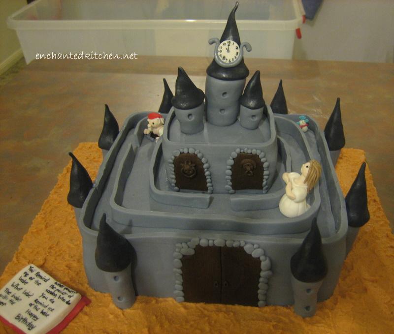 Labyrinth Cake Ideas