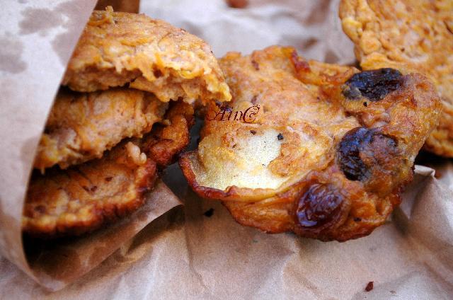 Frittelle di zucca castagne e mele ricett arte in cucina