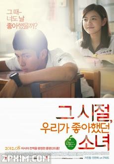 Cô Gái Chúng Ta Cùng Theo Đuổi - You Are the Apple of My Eye (2011) Poster
