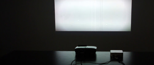 floating particles @ la compagnie, Marseille guillaumeloiseau guillaume loiseau installation processing