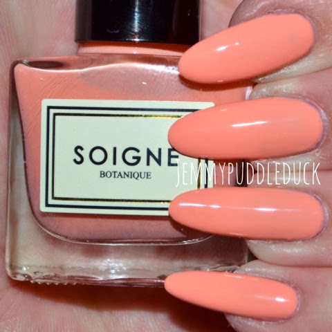 Fruit de la passion Macaron Collection nail polish soigne nails uk varnish