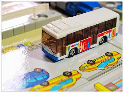 Mô hình xe buýt của Nhật
