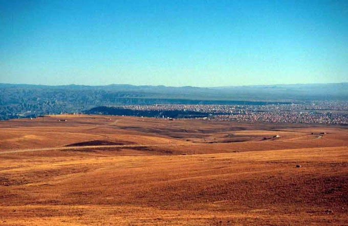 El Alto en imágenes (IV) (Bolivia)