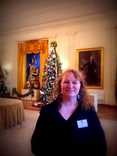 East Room, White House. #WHHolidays #WHTravelBloggers
