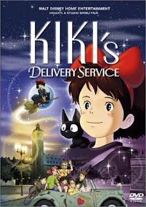 Phù Thủy Kiki - Kiki's Delivery Service poster