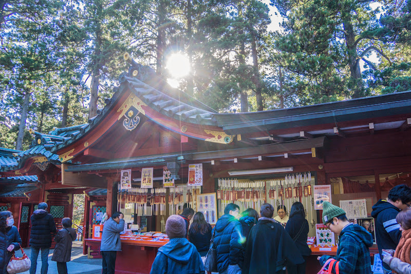 箱根神社 写真8
