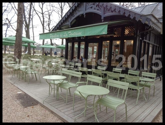 for Cafe jardin du luxembourg