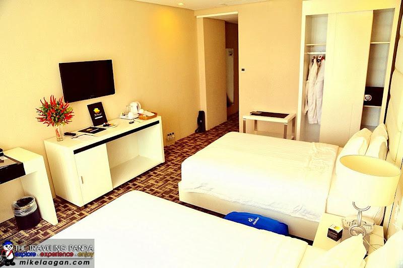 The Oriental Deluxe Room