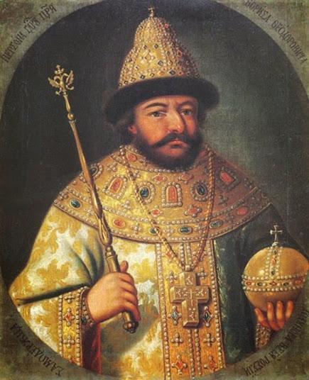Бориску на царство