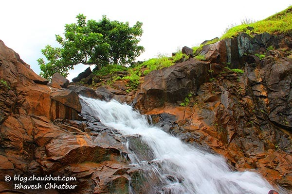 Palse waterfall