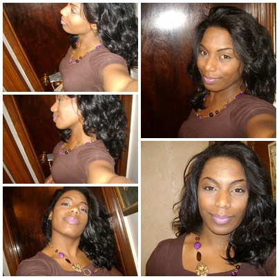 "Wigs As a Protective Style: ""Sabina"""