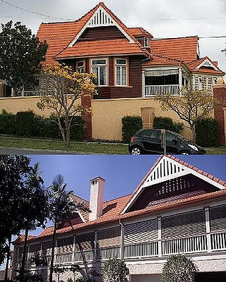 'Wairuna' as it appears today at 27 Hampstead Road, Highgate Hill. Photo: Queensland Heritage Register