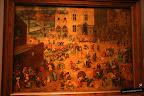 Brueghel, el viejo. Juegos de niños. 1560