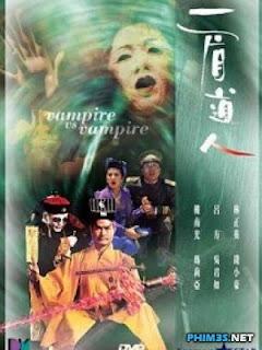 Thiên Sứ Bắt Ma 5 - Cương Thi Đấu Ma Cà Rồng - Mr Vampire 5 - 1989