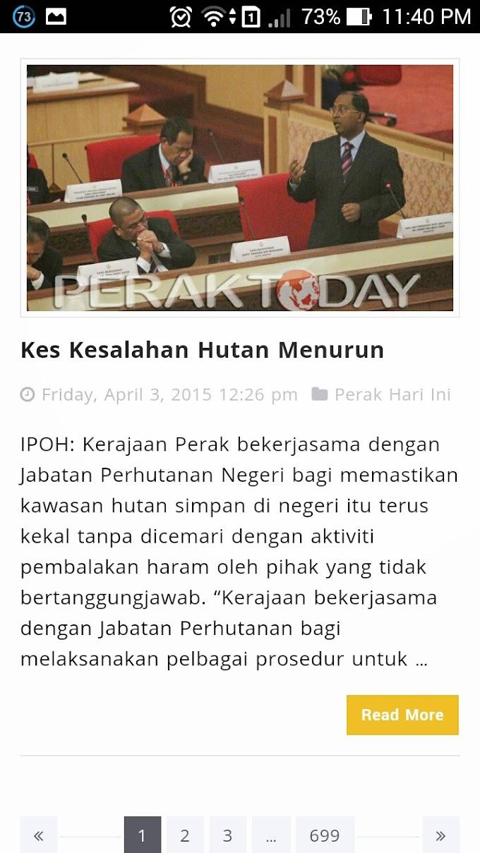 Sidang DUN Perak 2015