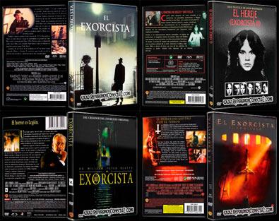 Saga el Exorcista:
