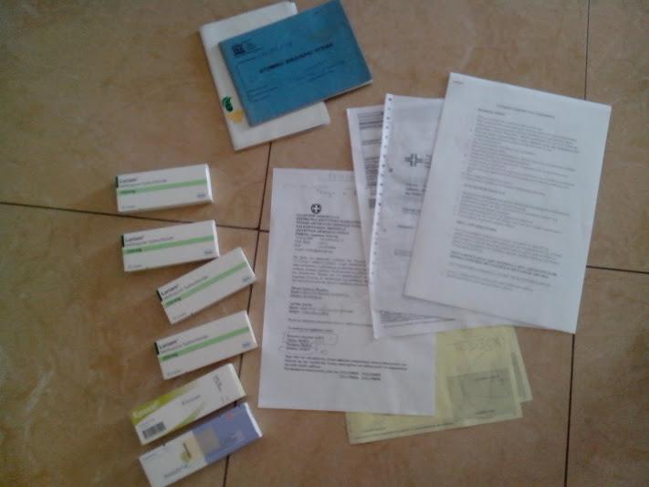 Χάπια ελονοσίας, βιβλιάρια και οδηγίες προς ταξιδιώτες!