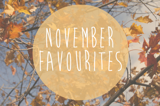 Risultati immagini per november favourites