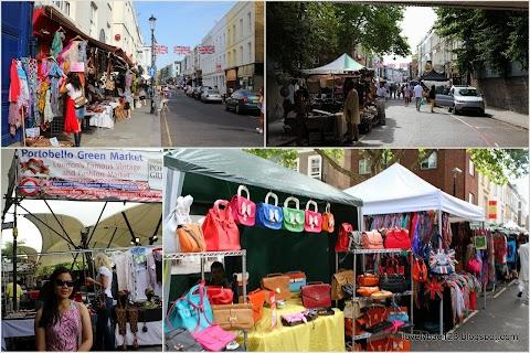 在伦敦的第三天: Portobello Market+在伦敦过开斋节+大英博物馆