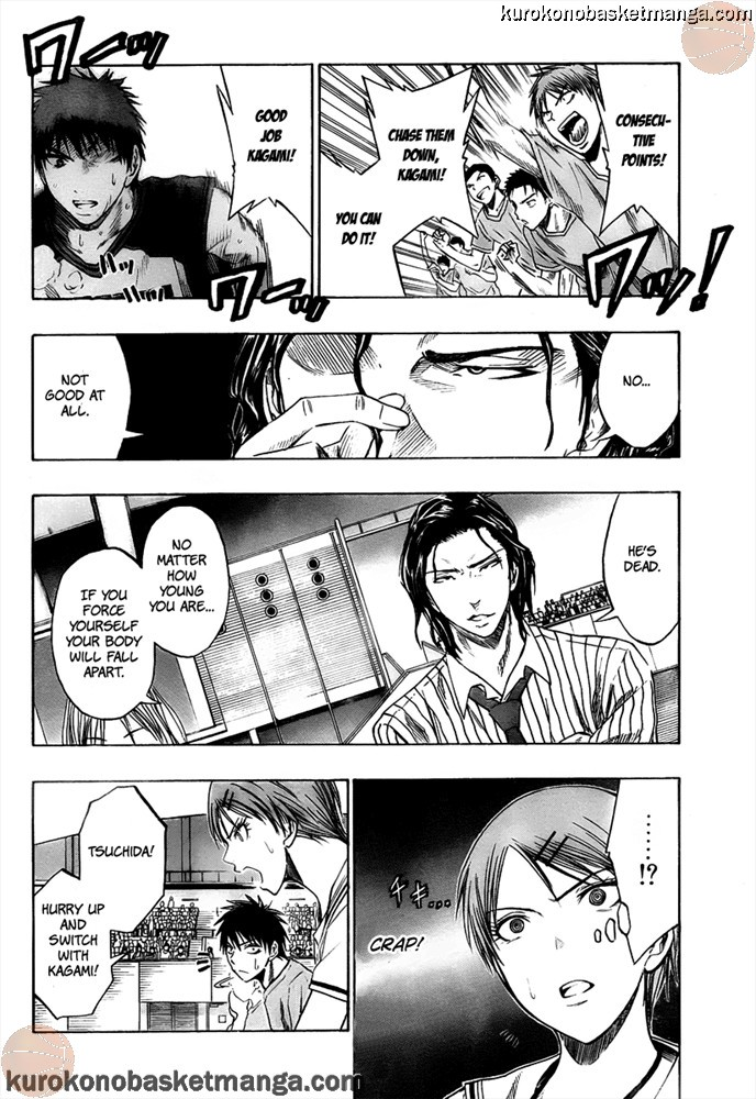 Kuroko no Basket Manga Chapter 45 - Image 10