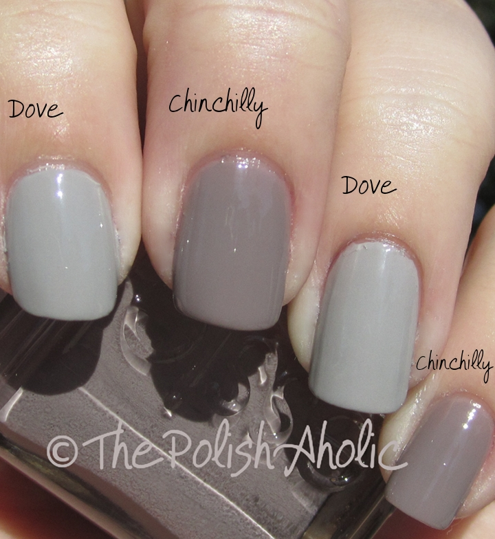 Essie Gray Nail Polish Chinchilly - Best Nail ImageBrain.Co