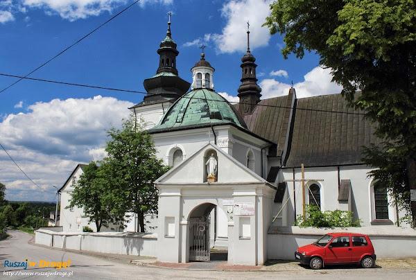 Pińczów nad Nidą - Kościół Świętego Jana