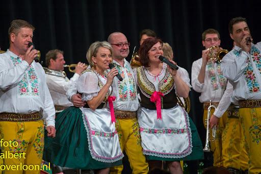 Blaaskapel Freunde Echo met Tufaranka Overloon 19-04-2014 (73).jpg