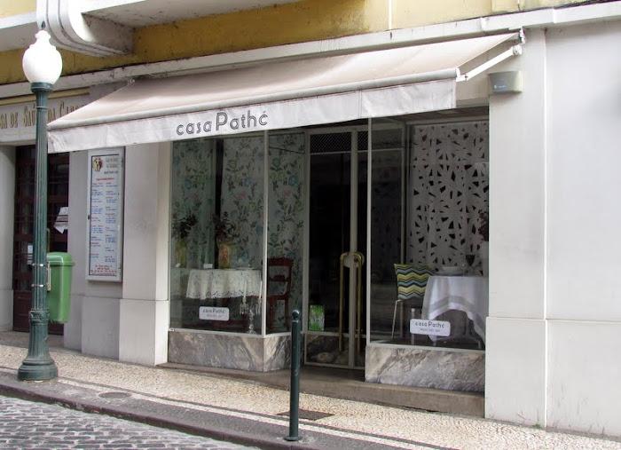 Casa Pathé an historic Funchal store