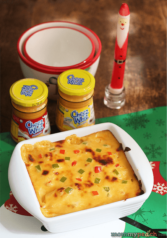 Cheezy Christmas Potatoes