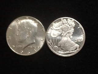 Walking Liberty Half Ounce Silver2