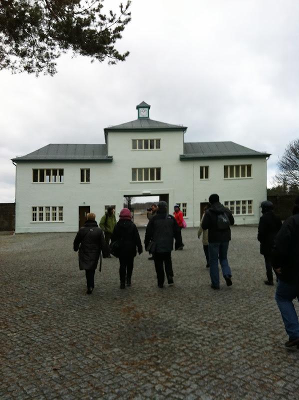 Entrada principal Sachsenhausen