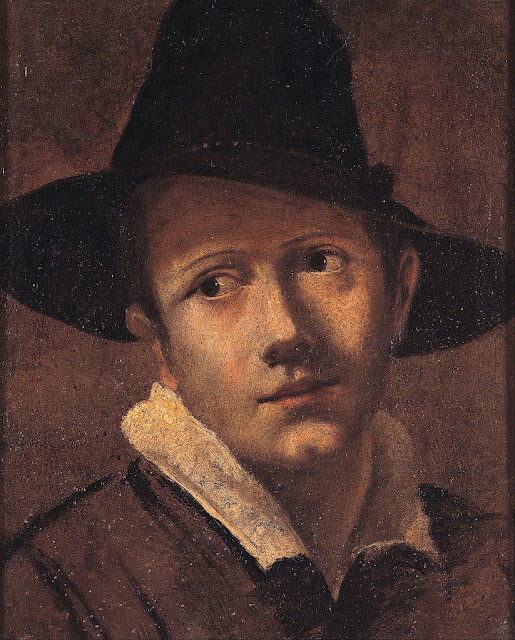 Ludovico Carracci - Portrait of a Young Man