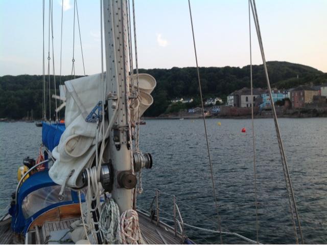Alexandra Louise A Sail Around The Uk Across The Bay