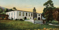 La ermita hacia principios del siglo XVIII