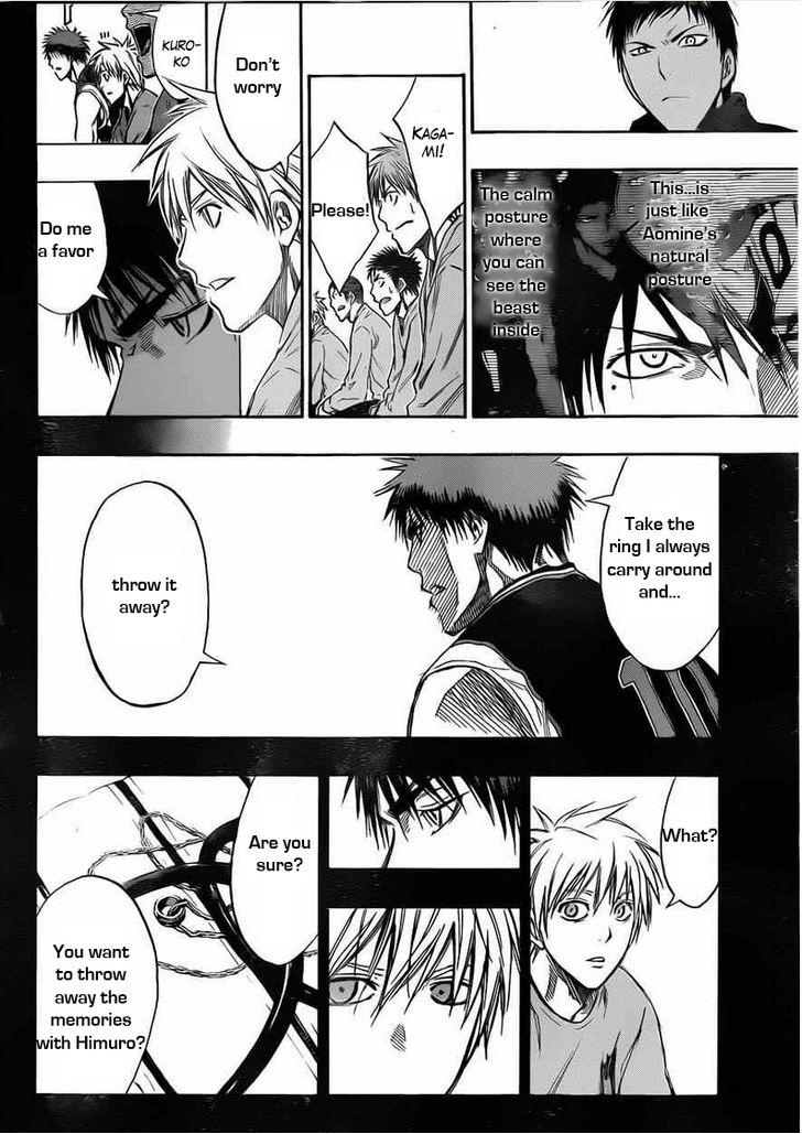 Kuroko no Basket Manga Chapter 153 - Image 12